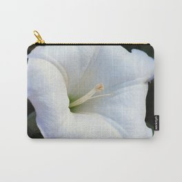Thornapple Flower Carry-All Pouch