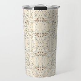 antiqued Travel Mug
