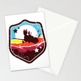 DELIVERY WITCH Stationery Cards