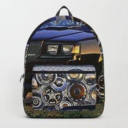 1987 Grand National Turbo Backpack