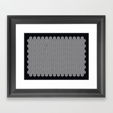 Nuts and Bolts Framed Art Print