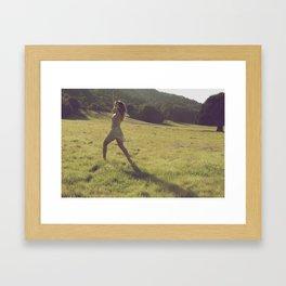 Frolick Framed Art Print