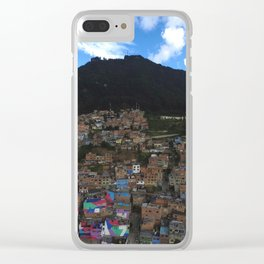 PAZ Clear iPhone Case