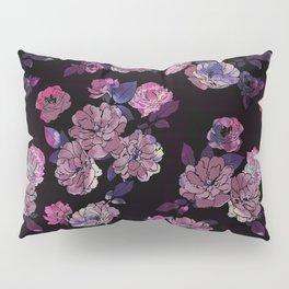 Midnight Garden Pillow Sham