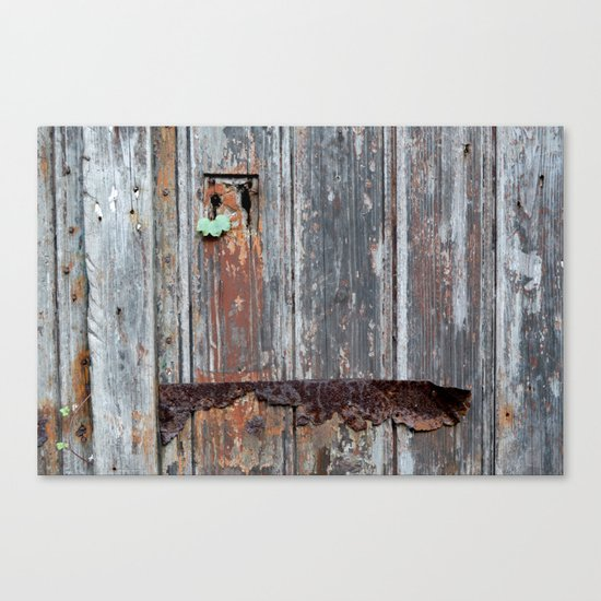 Another rusty Canvas Print