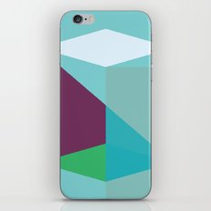Cacho Shapes LXXVIII iPhone & iPod Skin