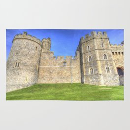 Windsor Castle Rug