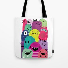 Pile of awesome Tote Bag