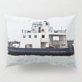 Drummond Islander IV Ferry Pillow Sham