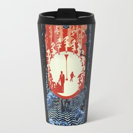 The Owls Are Not What They Seem (Twin Peaks) Travel Mug
