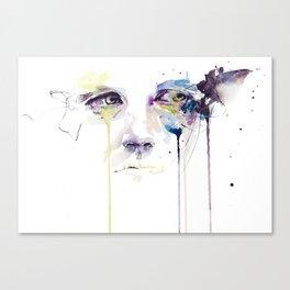 ill vision Canvas Print