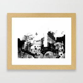 scenery Framed Art Print