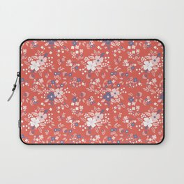 Wild Flowers II Laptop Sleeve