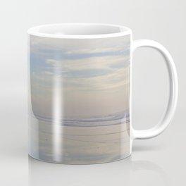Photography - Misty Reflection at Torrey Beach Coffee Mug