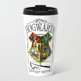 Hogwarts Alumni school HarryPotter Travel Mug