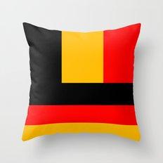 GERMAN INSPIRED Throw Pillow