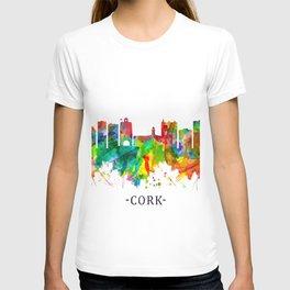 Cork Ireland  Skyline T-shirt