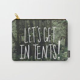 In Tents! Carry-All Pouch
