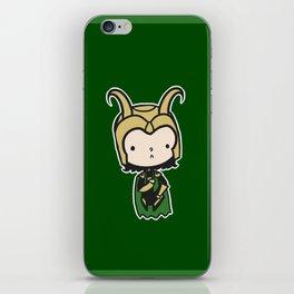 Loki wants love iPhone Skin