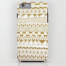 Fun (gold version) iPhone 6 Plus Tough Case