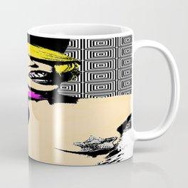 Miley Cowgirl Pop Art  Coffee Mug