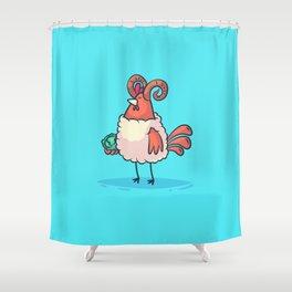 Aries (Zodiac set) Shower Curtain