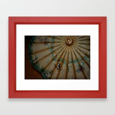 Umbrella2 Framed Art Print