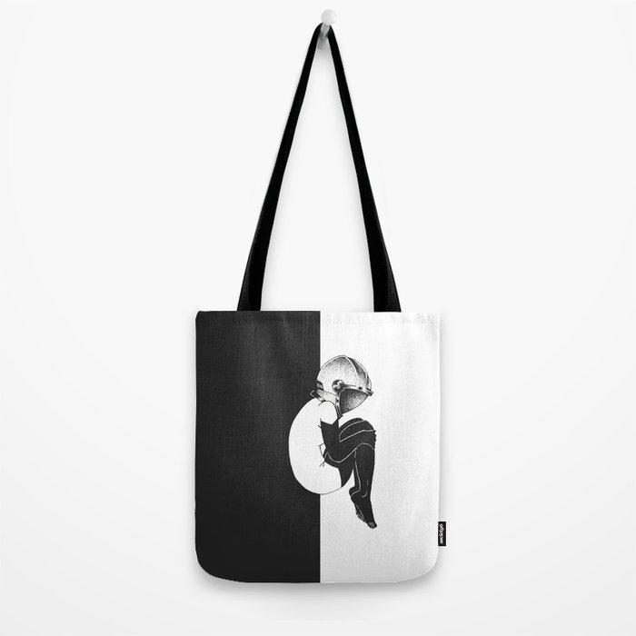 astrogirl Tote Bag