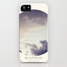 There Is Another World iPhone (5, 5s) Slim Case