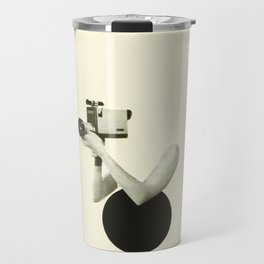 Film Noir Travel Mug