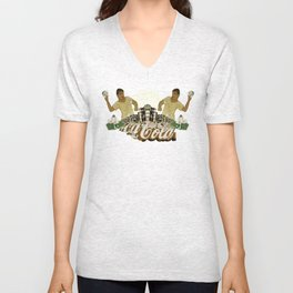 King Without A Crown Unisex V-Neck