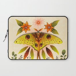 Moth Wings IV Laptop Sleeve