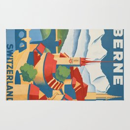 Vintage poster - Berne Rug