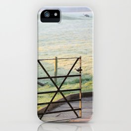 The Open Gate iPhone Case