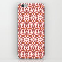 ikat iPhone & iPod Skins featuring Ikat by Jay Hooker Designs