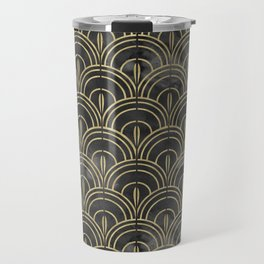 The Roaring Twenties Pattern Travel Mug