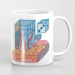God of Decision Making Coffee Mug
