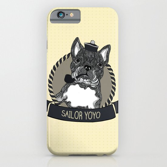 Sailor YOYO iPhone & iPod Case
