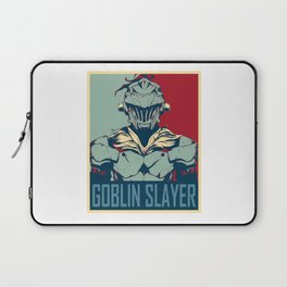 GS Hope Poster Laptop Sleeve