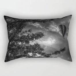 To the clouds Rectangular Pillow