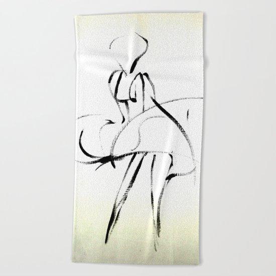 - Marilyn - Beach Towel