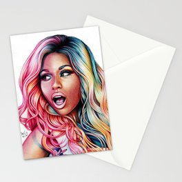 Pink Friday Stationery Cards
