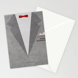Pee-Wee's Big Adventure Stationery Cards