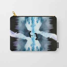 Two Worlds One Heart Carry-All Pouch