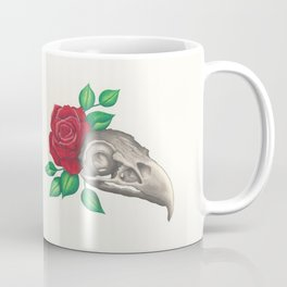 Vulture Skull Coffee Mug