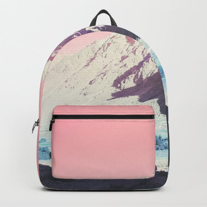 Pastel vibes 19 Backpack