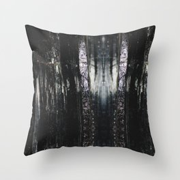 Abstract No 4 Throw Pillow
