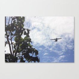Lost and Found Photo Canvas Print