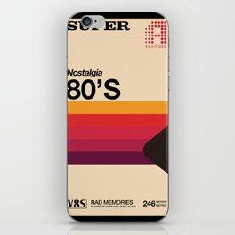 Super Tape iPhone Skin