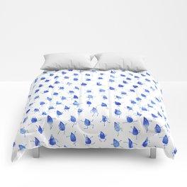 Rain Dance Comforters